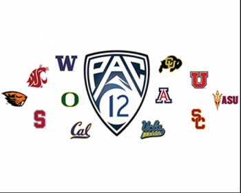 Picture Of PAC 12 Logos