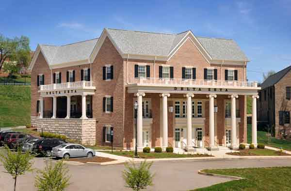 The 10 Best Sorority Houses In America Fall 2015 Page