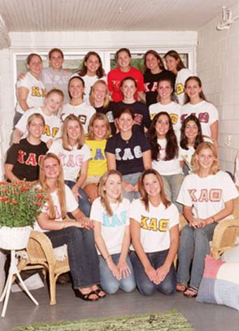 Photos Of Sorority Girls From Each Decade Since 1880