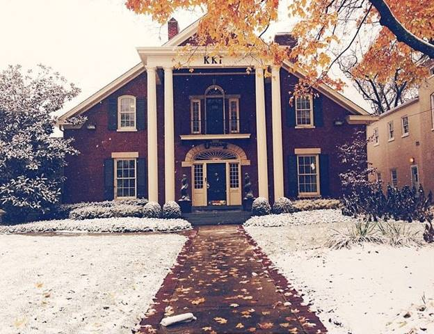 The 10 best sorority houses in america fall 2016 greekrank for America best homes
