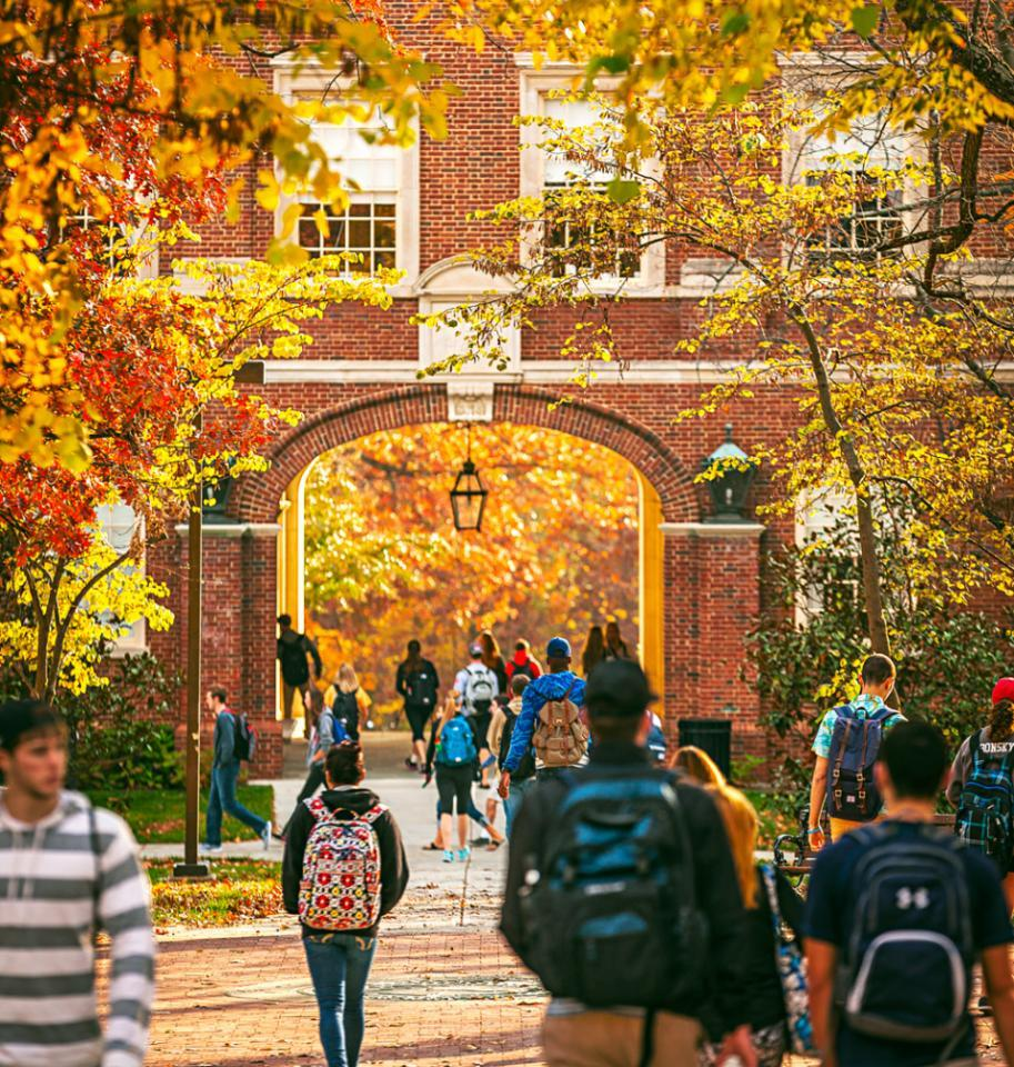 10 Most Beautiful Campuses In The Fall Greekrank