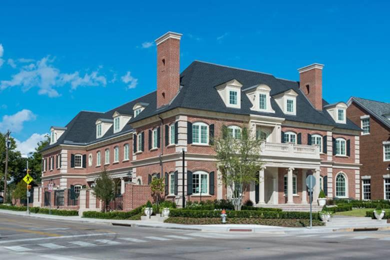 The 10 best sorority houses in america spring 2017 for America best homes