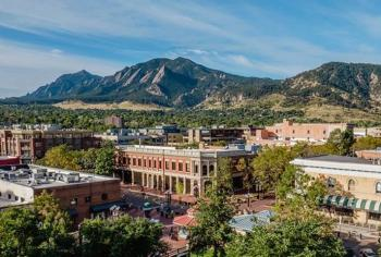 Photo Of Boulder Colorado