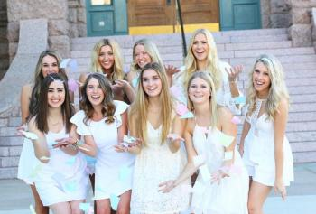 Zeta Tau Alpha At TCU