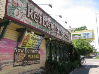 Kerbey Lane Cafe In Austin