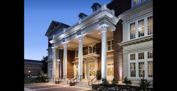 Delta Gamma Sorority House At University Of Alabama