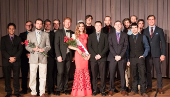 The Tau Kappa Epsilon Fraternity Just Held Its 10th Annual Miss Greek Pageant