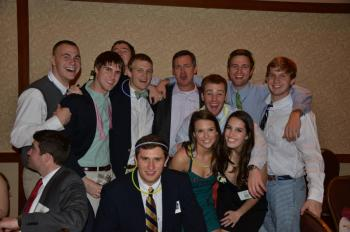 Which Fraternities Won At Philanthropy This Semester?